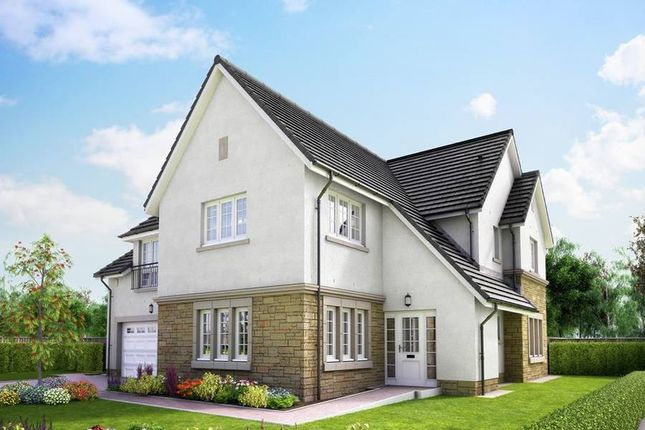 "Thumbnail Detached house for sale in ""The Lowther"" at Liberton Gardens, Liberton, Edinburgh"