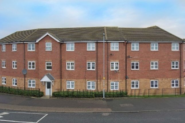 Thumbnail Flat to rent in Exmouth Court, Corby