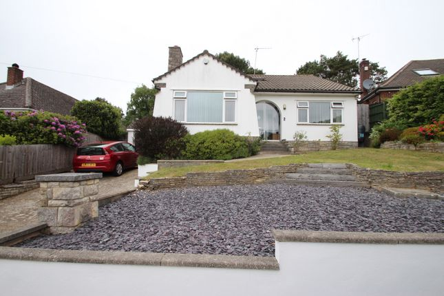4 bed detached bungalow for sale in Woodbury Close, Christchurch