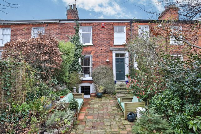 Thumbnail Terraced house for sale in Rosary Road, Norwich