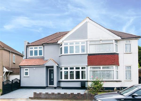 Thumbnail Semi-detached house for sale in Crofton Avenue, Bexley