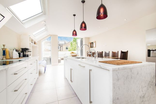 Thumbnail Terraced house to rent in Bolton Gardens, London