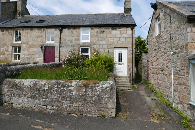 2 bed end terrace house for sale in Thropton, Morpeth, Northumberland NE65