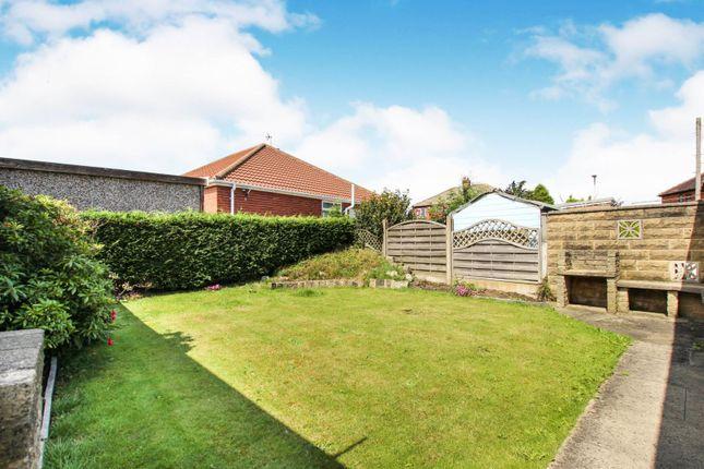Rear Garden of New Lane, Middleton, Leeds LS10