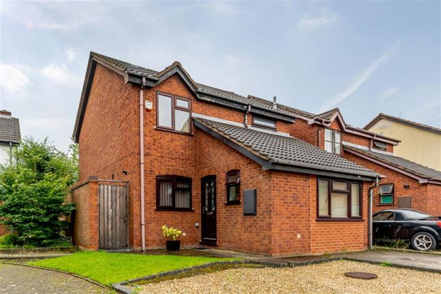 Thumbnail Detached house for sale in Haymoor, Lichfield