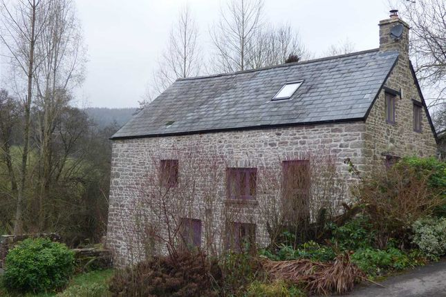 Thumbnail Detached house to rent in The Mill, Cribau Mill, Llanvair Discoed, Chepstow