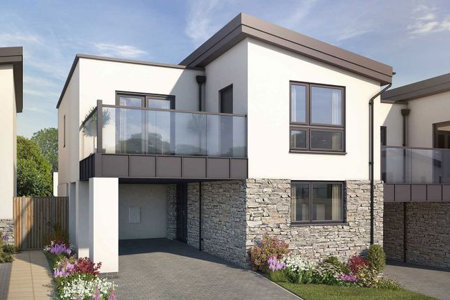 "Thumbnail Detached house for sale in ""The Tolcarne"" at Welway, Perranporth"