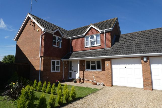 Thumbnail Detached house for sale in The Laurels, Holbeach, Spalding, Lincolnshire