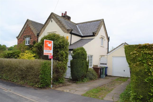 Thumbnail Cottage for sale in Old Main Road, Irby, Grimsby
