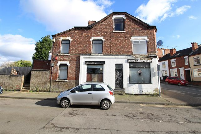 Side View of Brookhill Street, Stapleford, Nottingham NG9