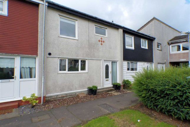 Thumbnail Terraced house for sale in Maple Terrace, Greenhills, East Kilbride