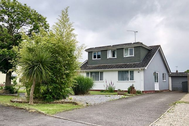 Thumbnail Detached bungalow for sale in Rectory Avenue, Corfe Mullen, Wimborne