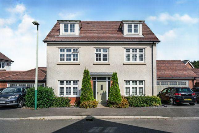 Thumbnail Detached house for sale in Blacksmith Close, Oakdale, Blackwood
