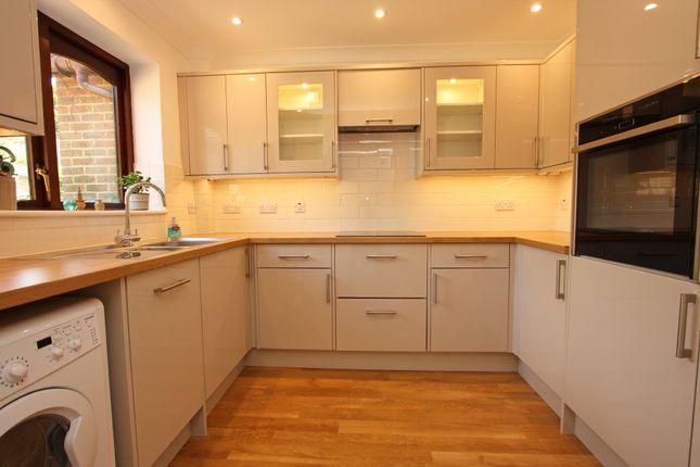Thumbnail Terraced bungalow for sale in Lorenden Park, Highgate Hill, Hawkhurst, Cranbrook