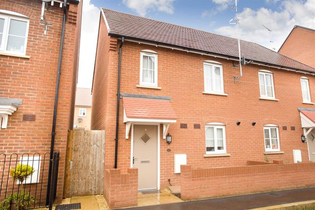 2 bed semi-detached house for sale in Chaundler Drive, Aylesbury