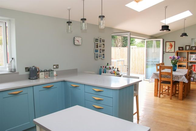 Thumbnail Detached house for sale in Herston Close, Aylesbury