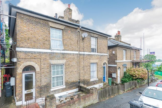 Thumbnail Semi-detached house for sale in Eden Road, London