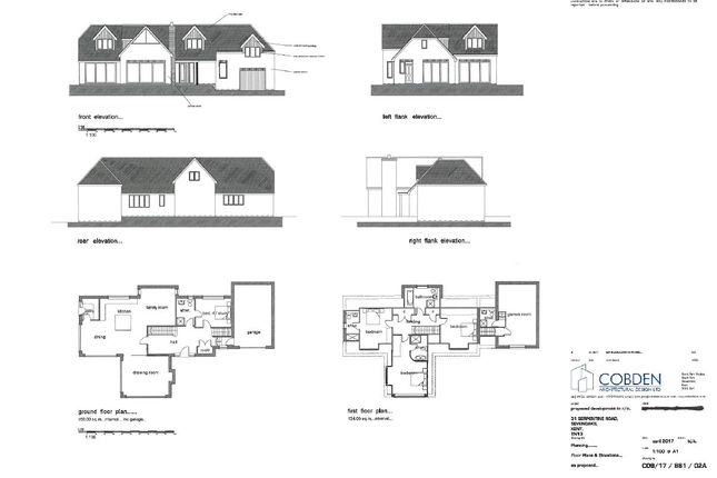 Thumbnail Land for sale in Serpentine Road, Sevenoaks, Kent