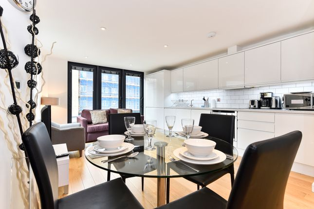 Thumbnail Flat to rent in Plantain Place, London