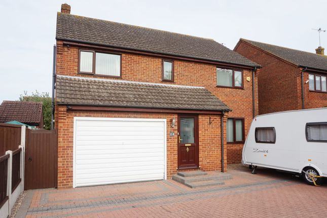 Thumbnail Detached house for sale in The Drive, Chelmsford