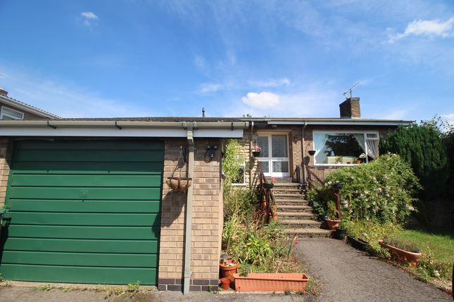 Thumbnail Detached bungalow to rent in Lancaster Gardens, Grantham