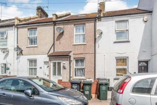 Thumbnail Terraced house for sale in Charles Street, Greenhithe, Kent