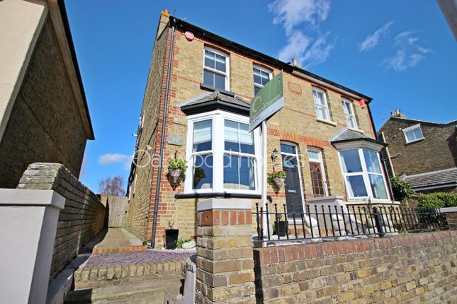 Thumbnail Semi-detached house for sale in Monkton Road, Minster, Ramsgate
