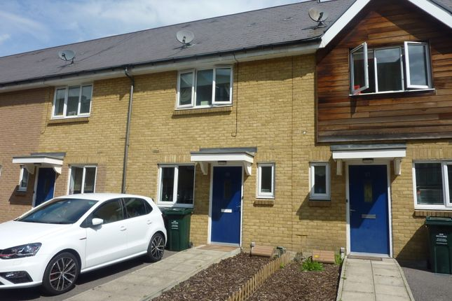 3 bed terraced house to rent in Robinson Way, Gravesend