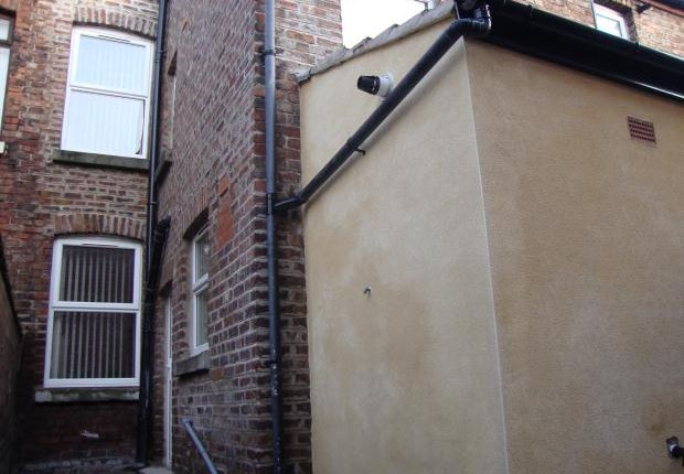 Back Of House of Bedford Rd, Walton L4