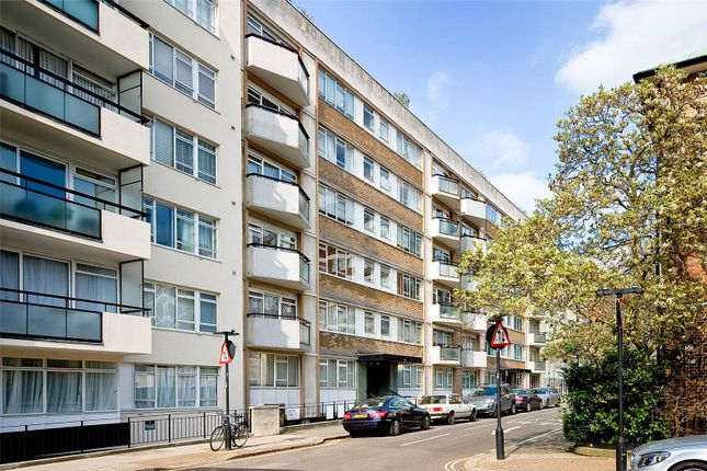 Thumbnail Flat for sale in Clifton Place, Sussex Square, Hyde Park Estate, London