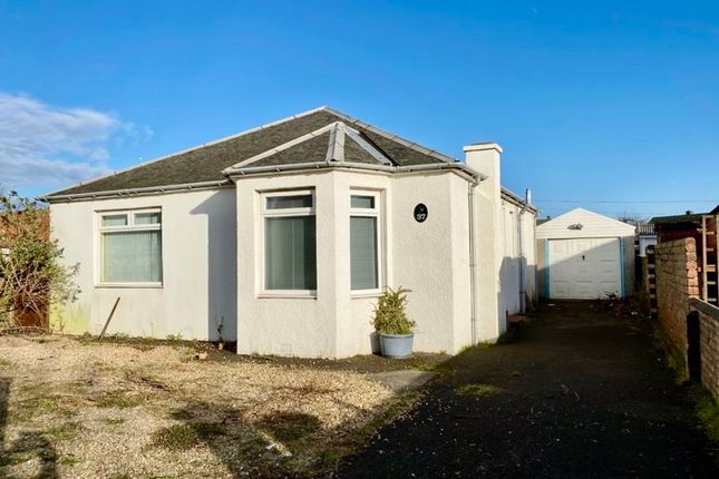 Thumbnail Bungalow for sale in Heathfield Road, Ayr