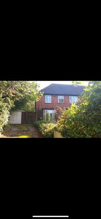 Thumbnail Semi-detached house for sale in Eastcote Road, Rusilip, Ruislip