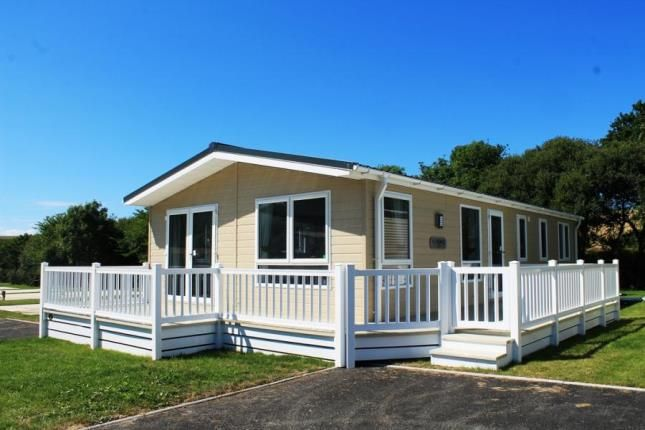 Mobile Park Home For Sale In Trevelgue Newquay Cornwall