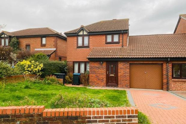 Thumbnail Property to rent in Crothall Close, London