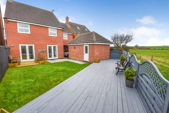 Thumbnail Detached house for sale in Cormorant Close, Filey