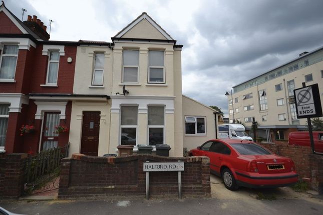 Thumbnail Terraced house for sale in Halford Road, London