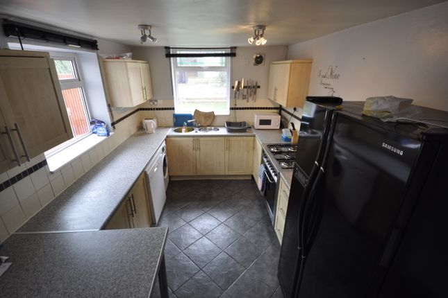 Kitchen. of Crompton Street, Derby DE1