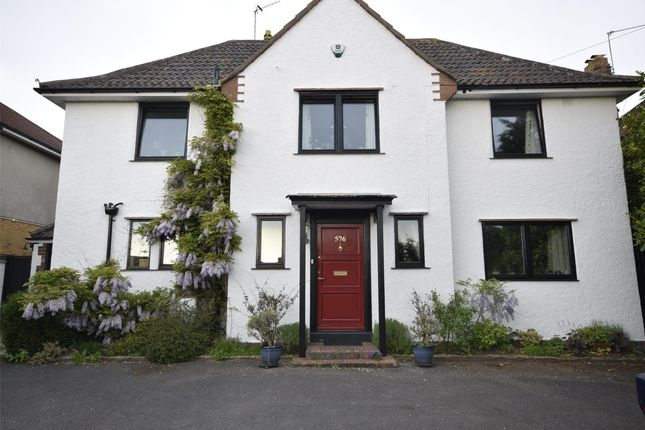 Thumbnail Detached house to rent in Wells Road, Whitchurch, Bristol