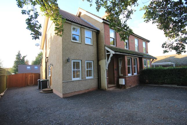 Thumbnail Semi-detached house to rent in The Ridgeway, Flitwick, Bedford