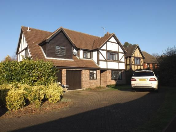 Thumbnail Detached house for sale in Thorpe End, Norwich, Norfolk