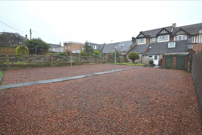 Garden of High Patrick Street, Hamilton ML3