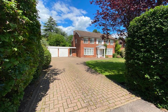 Thumbnail Detached house for sale in Castle Road, Horsell, Woking