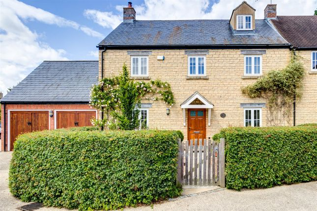Thumbnail Semi-detached house for sale in The Long Close, Stourton, Shipston-On-Stour