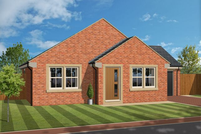 Thumbnail Detached bungalow for sale in Plot 3, Heysham Court, Monk Bretton, Barnsley