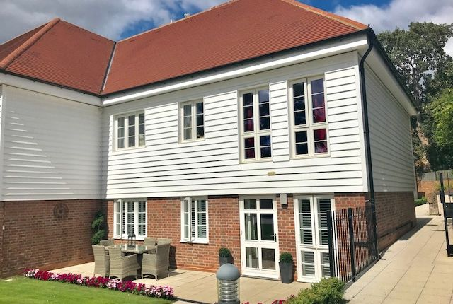 Thumbnail Flat for sale in Mickleham Gardens, Cheam Village