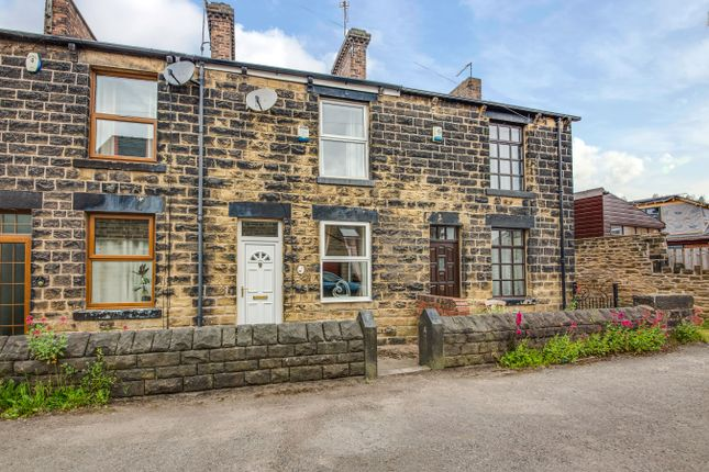 2 bed terraced house for sale in Stoney Gate, High Green, Sheffield S35