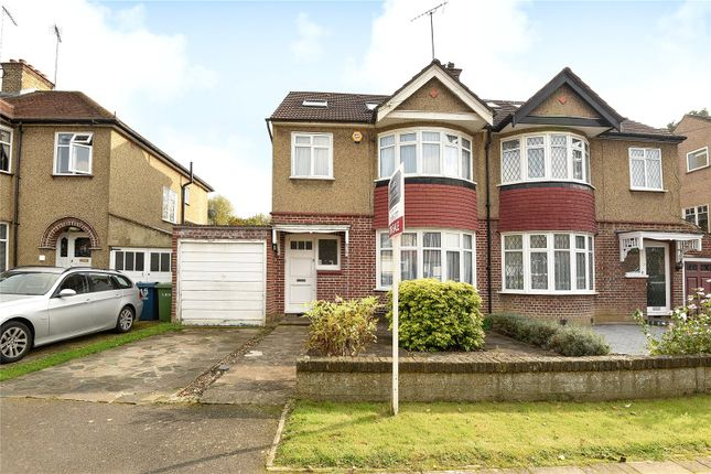 Thumbnail Semi-detached house for sale in Lincoln Road, North Harrow, Middlesex