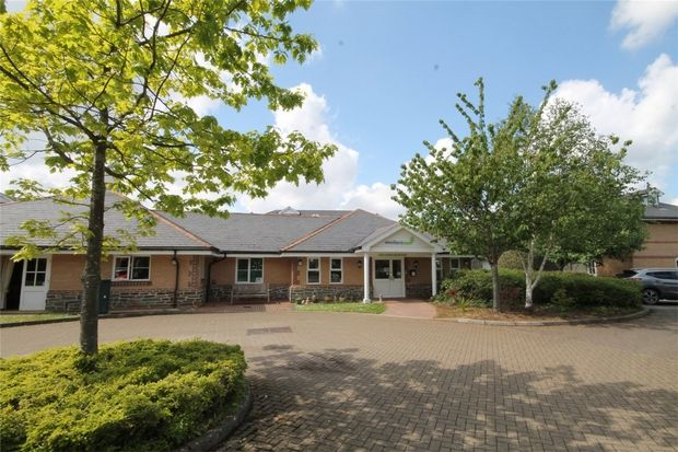 Thumbnail Property for sale in Chestnut House, Woodland Court, Partridge Drive, Downend, Bristol