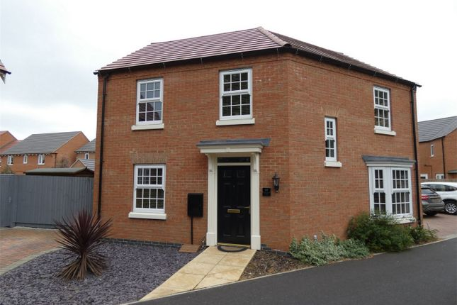 Thumbnail Detached house for sale in Charlotte Way, Peterborough, Cambridgeshire