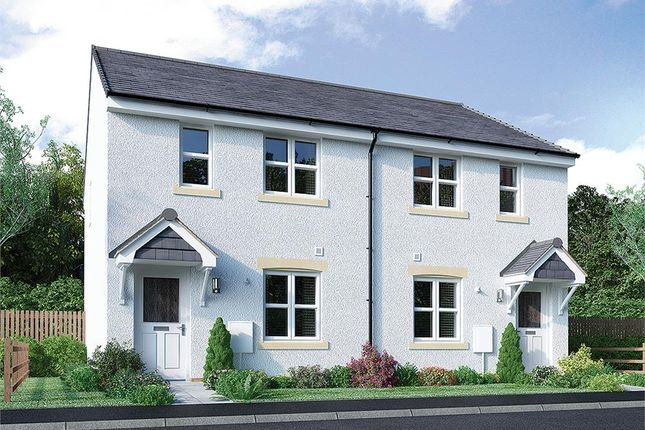 "Thumbnail Mews house for sale in ""Urquhart End"" at Rosehall Way, Uddingston, Glasgow"